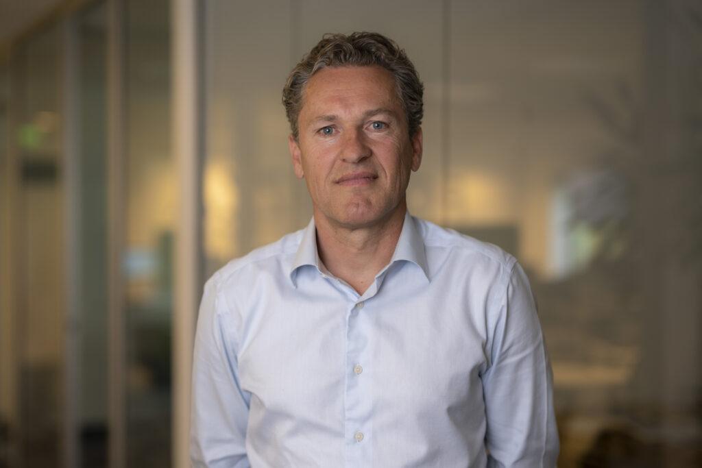 CEO Mark van der Snel